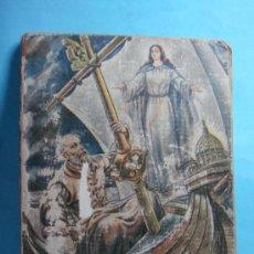 Libros de segunda mano: LIBRO. LA SANTA IGLESIA - HISTORIA Y LITURGIA - 3º DE BACHILLER ELEMENTAL - AÑO 1967. SM. Lote 190484826