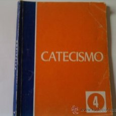 Libros de segunda mano: CATECISMO 4ºEGB - AÑO 1977. Lote 39163841
