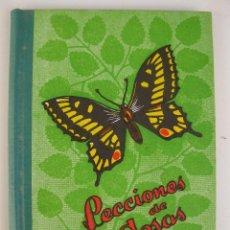 Libros de segunda mano: LECCIONES DE COSAS - JOSÉ DALMAU CARLES - DALMAU CARLES PLA - AÑO 1967.. Lote 102960331