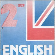 Libros de segunda mano: 5273- ENGLISH WORKBOOK- EDELVIVES. Lote 39827730