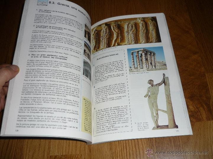 Libros de segunda mano: LIBRO DE TEXTO ANTOS 6 ANAYA CIENCIAS SOCIALES 1984 RAROS PERFECTOS !!! - Foto 2 - 39846362