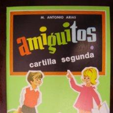 Libros de segunda mano - Amiguitos, cartilla segunda (Nueva) - 117189520