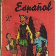 Libros de segunda mano - ESPAÑOL 2º AÑO. EDICIONES S M 1964.(z22) - 39991921
