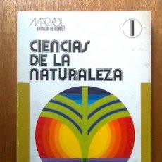 Libros de segunda mano: CIENCIAS DE LA NATURALEZA, FORMACION PROFESIONAL 1º FP 1, MARPOL, 1975. Lote 40205505