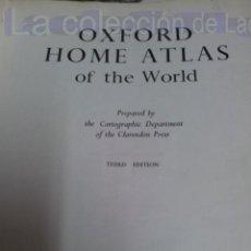 Gebrauchte Bücher - OXFORD HOME ATLAS OF THE WORLD - 40254539