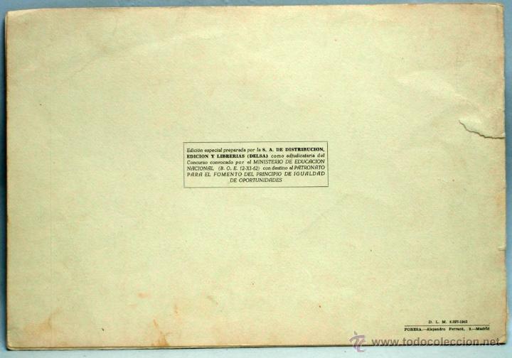 Libros de segunda mano: Atlas Escolares Salvatella Geografía España 2 Ed Miguel A Salvatella 1962 - Foto 5 - 70655467