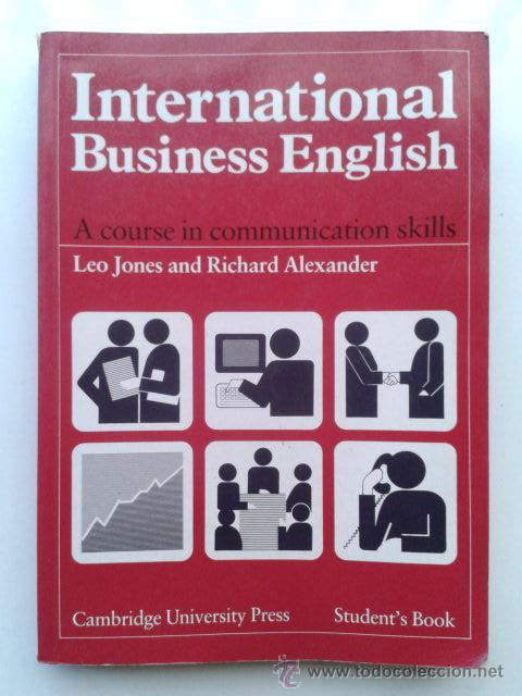 New International Business English Book