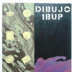 Libros de segunda mano: DIBUJO 1 - 1º BUP - EDICIONES SM - 1990. Lote 40637523