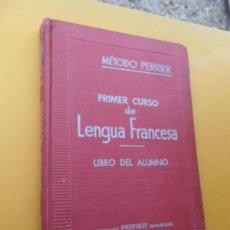 Libri di seconda mano: LENGUA FRANCESA. Lote 40829784
