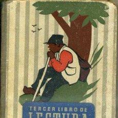 Libros de segunda mano: TERCER LIBRO DE LECTURA (SEIX BARRAL, 1954). Lote 41056248