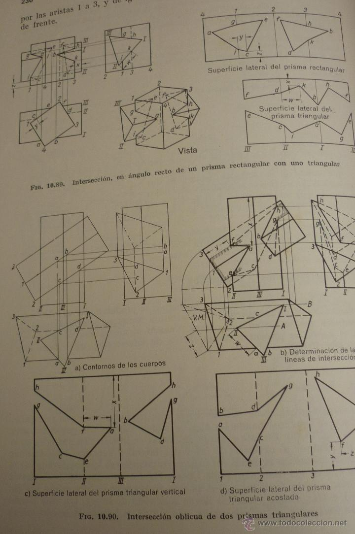 Libros de segunda mano: DIBUJO TECNICO BACHMANN-FORBERG. PARA INGENIERIA INDUSTRIAL - Foto 3 - 41233226