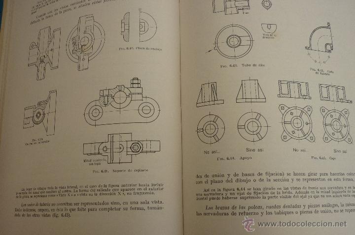 Libros de segunda mano: DIBUJO TECNICO BACHMANN-FORBERG. PARA INGENIERIA INDUSTRIAL - Foto 5 - 41233226
