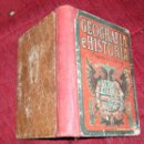 Libros de segunda mano: GEOGRAFÍA E HISTORIA SEGUNDO CURSO EDELVIVES EDITORIAL LUIS VIVES AÑOS 40-50. Lote 42315971