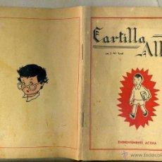 Libros de segunda mano: TORAL : CARTILLA ALBUM 3ª PARTE. Lote 43060551