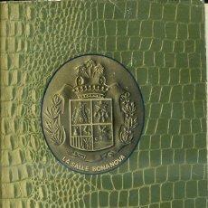 Libros de segunda mano: MEMORIA ESCOLAR LA SALLE BONANOVA 1955-1956. Lote 55119629