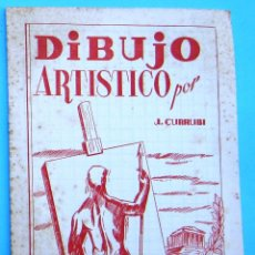 Libros de segunda mano: CUADERNO DE DIBUJO ARTÍSTICO. POR J. CURRUBI. Nº 2. LA ESCOLAR. BARCELONA, 1953.. Lote 288906188