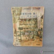 Libros de segunda mano: CURSO DE LITERATURA 6º CURSO. ANAYA AÑOS 70-80. Lote 44231474