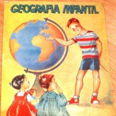 Libros de segunda mano: GEOGRAFÍA INFANTIL EDICIONES BETIS AÑOS 60. Lote 44270724