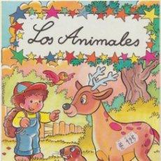Libros de segunda mano: JUEGA Y DIVIÉRTETE, Nº 2. LOS ANIMALES.. Lote 44306127