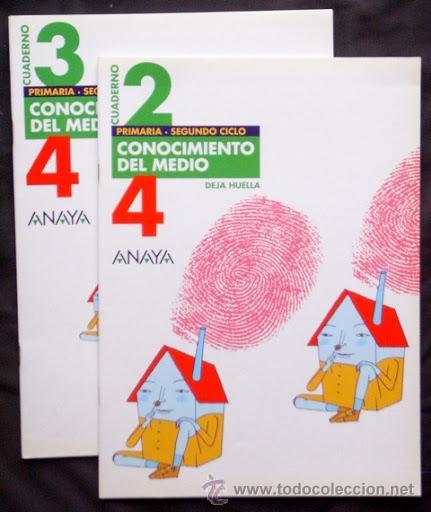 conocimiento del medio, 4° primaria. cuadernos - Comprar Libros de ...