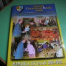 Libros de segunda mano: LIBRO COLEGIO CORAZÓN DE MARIA GIJÓN 2001-2002. Lote 44643609