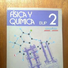 Libros de segunda mano: FISICA Y QUIMICA 2 2º BUP EDELVIVES. Lote 44821268