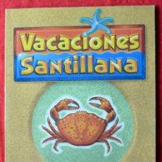 Libros de segunda mano: VACACIONES SANTILLANA - 6º DE PRIMARIA - ACTIVIDADES - 1997 - NUEVO - SIN USO. Lote 45060680