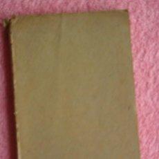 Libros de segunda mano: CIENCIAS COSMOLOGICAS ECIR 1943 EDUARDO NAGORE SEGUNDO CURSO EDICIÓN 2ª. Lote 45163004