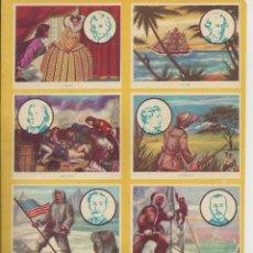 Gebrauchte Bücher - Cuaderno de escritura: Navegantes y conquistadores. Año 1961 - 45478457