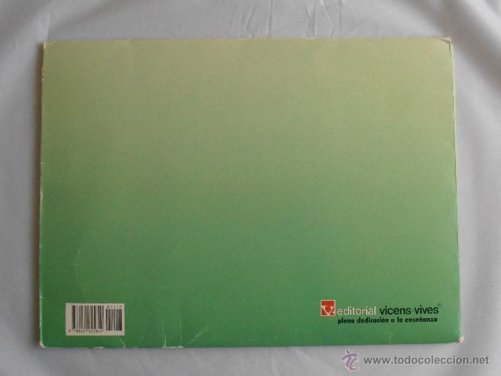 Libros de segunda mano: BLOC DE 24 MAPAS MUDOS ACTIVIDADES CIENCIAS SOCIALES 8 EGB VINCES VIVES - Foto 6 - 45500815