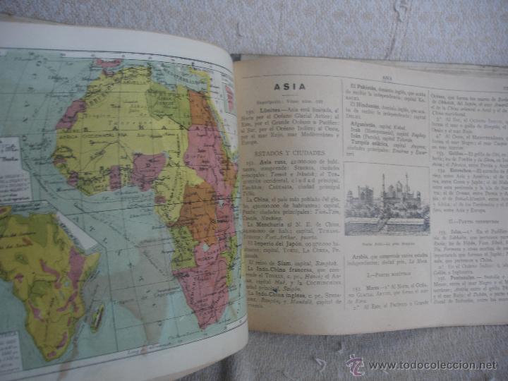 Libros de segunda mano: Geografía 1er grado.Atlas. Ediciones Bruño - Foto 6 - 45627835