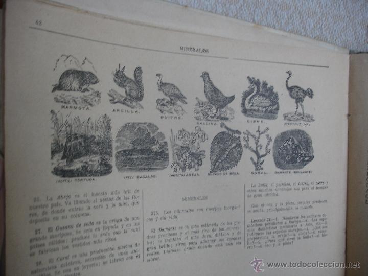 Libros de segunda mano: Geografía 1er grado.Atlas. Ediciones Bruño - Foto 7 - 45627835