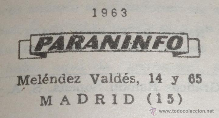 Libros de segunda mano: Ventanal - L.Gonzalo Calavia (1963) ¡Impecable! - Foto 3 - 46029660