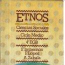Libros de segunda mano: CIENCIAS SOCIALES. 4º EGB. F. IMBERNÓN. F. LÓPEZ. A. ZABALA. BARCANOVA. BARCELONA. 1982. Lote 46044391