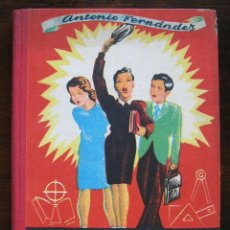 Libros de segunda mano: ENCICLOPEDIA PRACTICA GRADO ELEMENTAL MIGUEL A. SALVATELLA 1950. Lote 46254988
