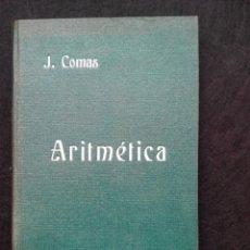 Libros de segunda mano: ARITMETICA. J. COMAS. Lote 46457385