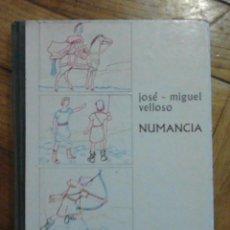 Libros de segunda mano: JOSÉ-MIGUEL VELLOSO NUMANCIA AGUILAR LIBRO DE ESCUELA 1965. Lote 46905514