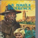Libros de segunda mano: LA NOVELA PICARESCA, EDICIÓN ESCOLAR POR JOSE MARÍA OSORIO RODRÍGUEZ, EDITORIAL EVEREST, LEÓN 1969. Lote 47451716