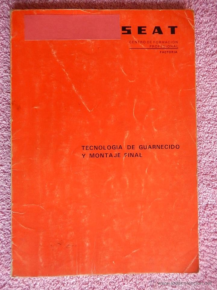 tecnologia de guarnecido y montaje final 1971 s - Comprar Libros de ...