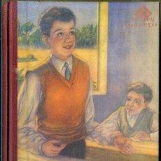 Libros de segunda mano: EDELVIVES GRAMÁTICA SEGUNDO GRADO (1947) FACSIMIL IMPRESO EN 2007. Lote 47918798
