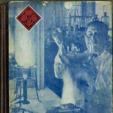 Libros de segunda mano: QUÍMICA EDELVIVES (C. 1950). Lote 48193539