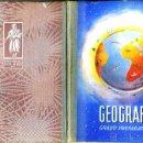 Libros de segunda mano: GEOGRAFIA GRADO PREPARATORIO EDELVIVES 1965. Lote 48348158