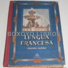 Gebrauchte Bücher - EDELVIVES. Lengua francesa. Primer curso - 48410330