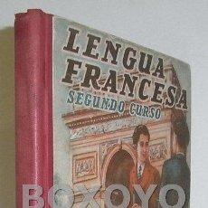 Gebrauchte Bücher - EDELVIVES. Lengua francesa. Segundo curso - 48410332