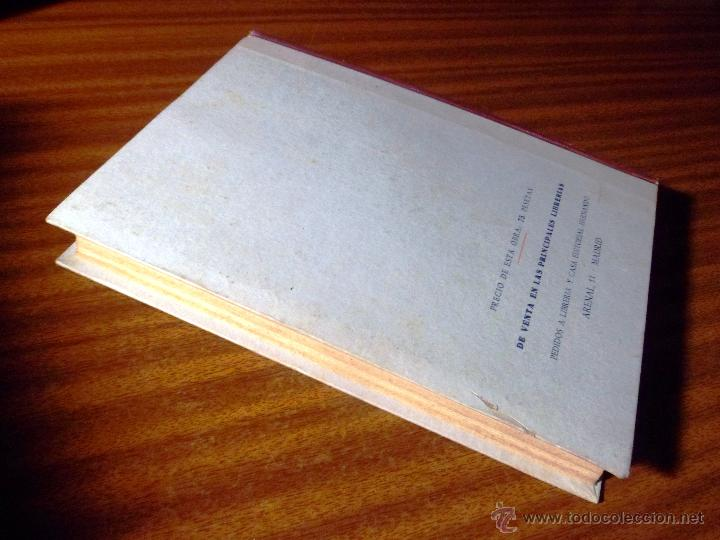 Libros de segunda mano: EJERCICIOS Y PROBLEMAS DE ALGEBRA. M. GARCÍA ARDURA. 1765 PROBLEMAS RESUELTOS. 14ª ED. (1962) - Foto 4 - 48577014