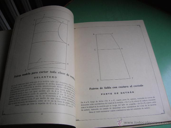 Libros de segunda mano: Libro de Corte y Confección M. Cardoso - Foto 2 - 48638444