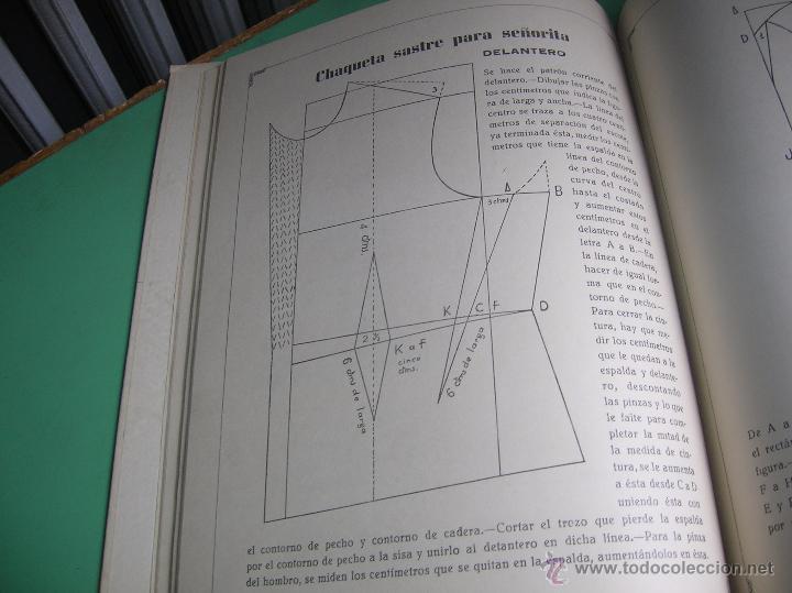 Libros de segunda mano: Libro de Corte y Confección M. Cardoso - Foto 3 - 48638444