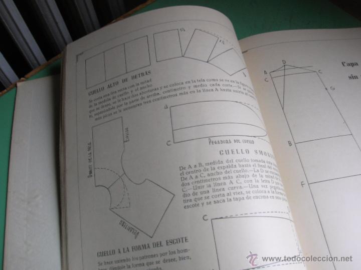 Libros de segunda mano: Libro de Corte y Confección M. Cardoso - Foto 4 - 48638444