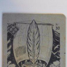 Libros de segunda mano: CUADERNO COLEGIO, EDITORIAL LUIS VIVES. Lote 48701454