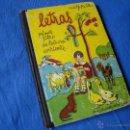 Libros de segunda mano: LETRAS : PRIMER LIBRO DE LECTURA CORRIENTE - EDIT. MIGUEL SALVATELLA 1939 - ( PASTAS DURAS ). Lote 49100453